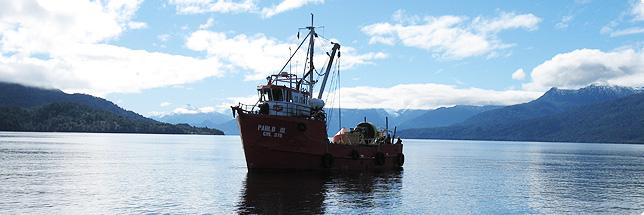 Banner Articulan sistema de información oceanográfica para la sostenibilidad de la acuicultura de Aysén